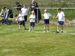 Barvas School Sports Day