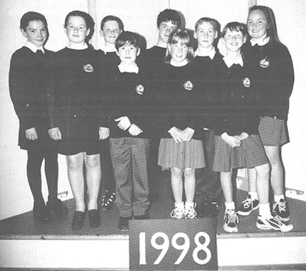 Barvas School Former Pupils - 1998