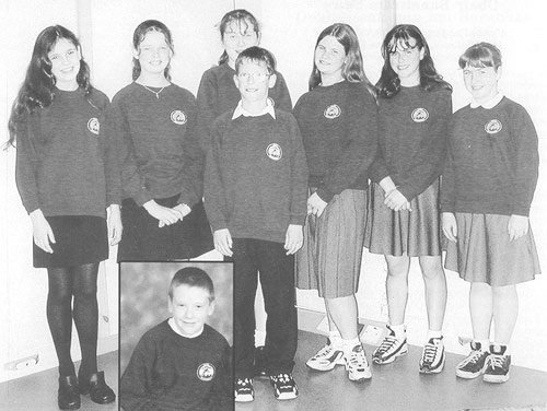Barvas School Former Pupils - 1999